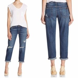 Joe's Jeans Aura Boyfriend Destroyed Jeans